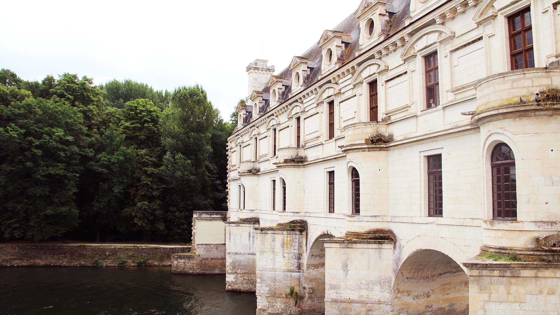 Chateau-chenonceau