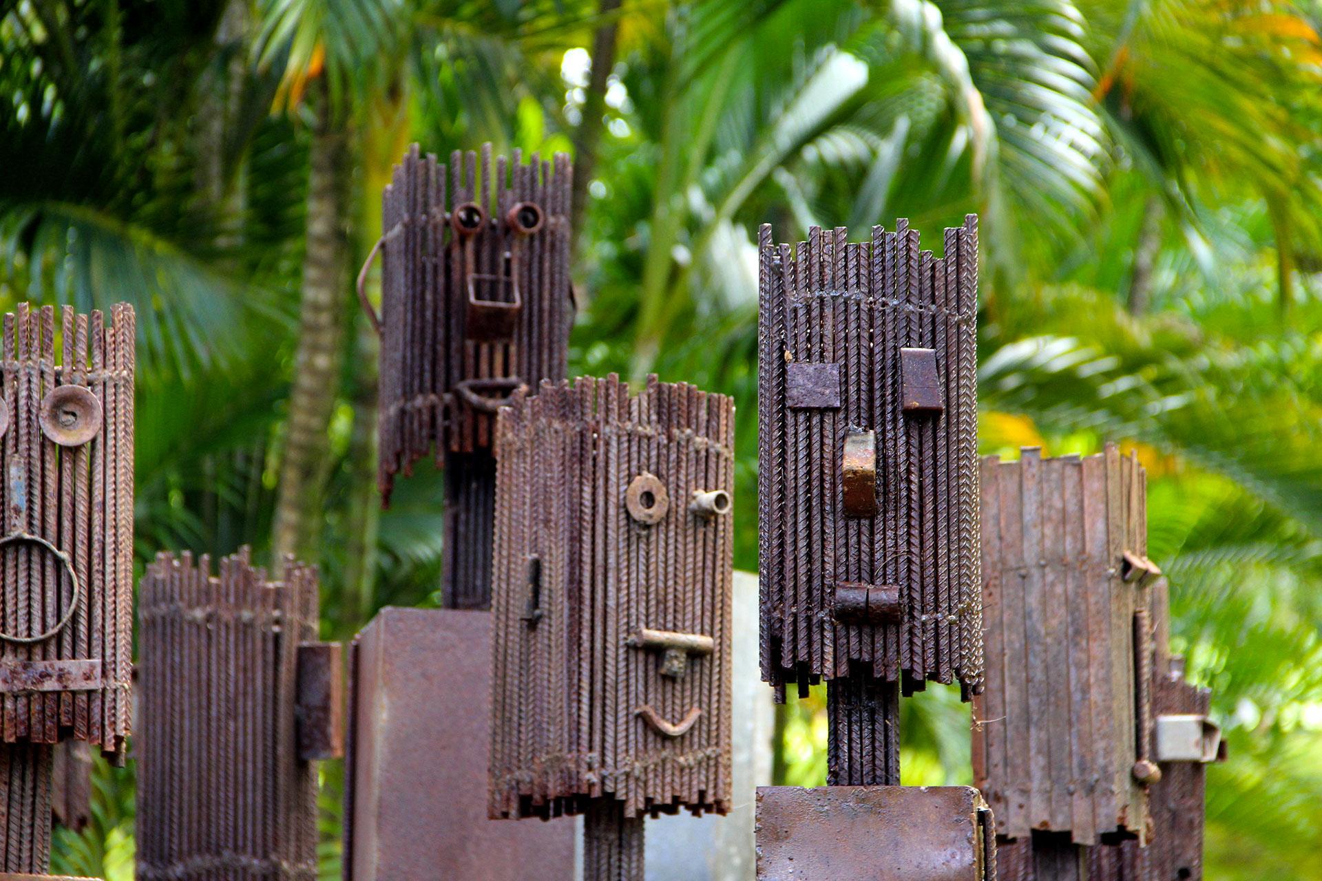 Sculpture-Habitation-Clement